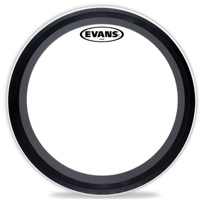 Evans - 16' EMAD Clear Tom/Bass Drum