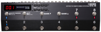 Boss - ES-8 Effects Switching System