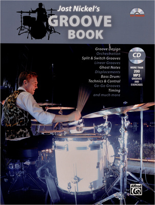 Alfred Music Publishing - Jost Nickels Groove Book Engl.