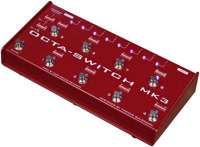 Carl Martin - Octa-Switch MK3