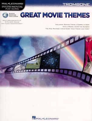 Hal Leonard - Great Movie Themes Trombone