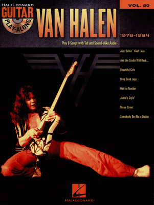 Hal Leonard - Guitar Play Along Van Halen