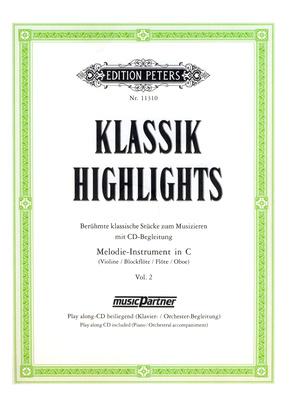 Edition Peters - Klassik Highlights 2