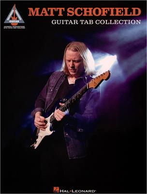 Hal Leonard - Matt Schofield Guitar Recorded