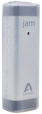 Apogee - Jam Cover white