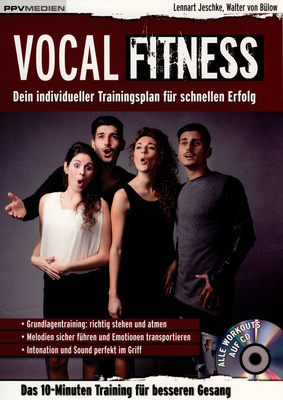 PPV Medien - Vocal Fitness