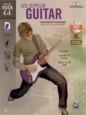 Alfred Music Publishing - Rock Ed. Led Zeppelin Guitar