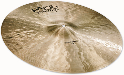 Paiste - 19' Masters Dark Crash