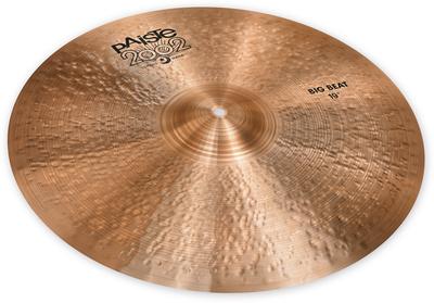 Paiste - 19' 2002 Black Big Beat Cymbal