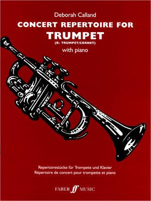 Faber Music - Concert Repertoire for Trumpet