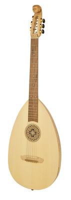 Thomann - Steel String Lute Guitar