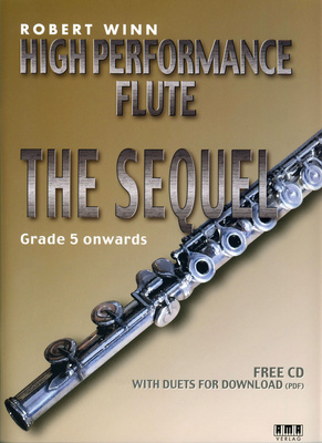AMA Verlag - High Performance Flute Sequel