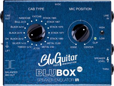 BluGuitar - BluBox VSC