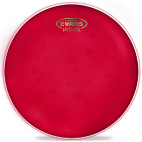 Evans - 10' Hydraulic Red Tom