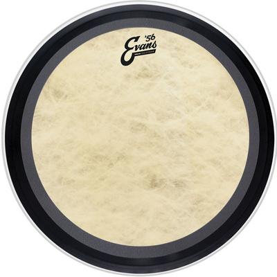 Evans - 16' EMAD Calftone Bass Drum