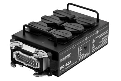 Botex - Power box BO-6-SI