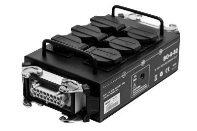 Botex - Power box BO-6-S2