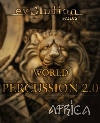 Evolution Series - World Percussion Africa
