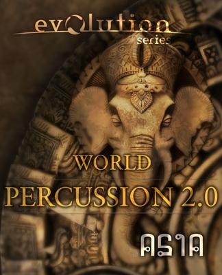 Evolution Series - World Percussion Asia
