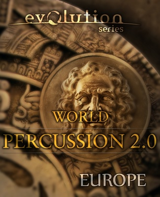 Evolution Series - World Percussion Europe