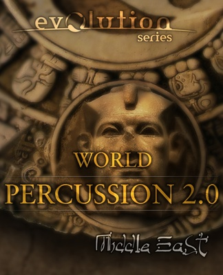Evolution Series - World Percussion Middle East