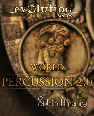Evolution Series - World Percussion South America