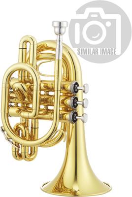 Jupiter - JTR710 Pocket Trumpet Lacquer