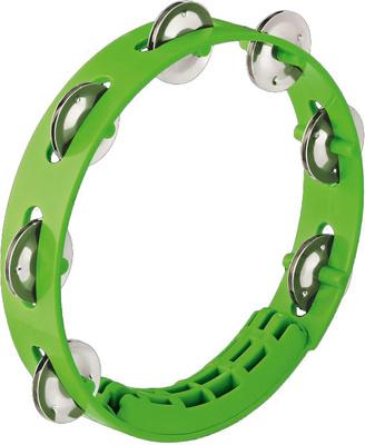 Nino - Kompakt ABS Tamburine Green