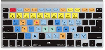 Editors Keys - Keyboard Skin Cubase