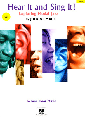 Hal Leonard - Hear It And Sing It! Jazz