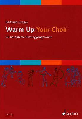 Schott - Warm Up Your Choir
