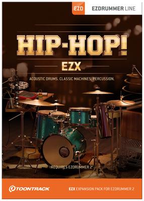 Toontrack - EZX HipHop!