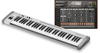 Swissonic - EasyKey 61 AAS Bundle