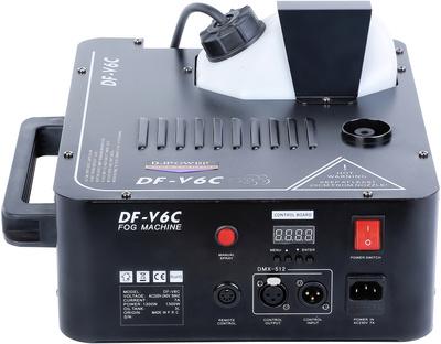 DJ Power - DF-V6C Fog Machine