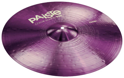 Paiste - 19' 900 Color Sound Crash PRP