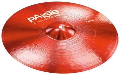 Paiste - 19' 900 Color Sound Crash RED