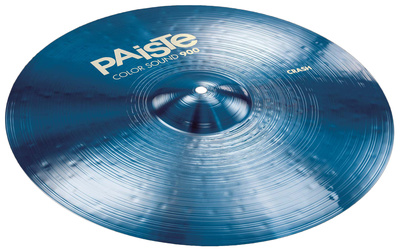 Paiste - 19' 900 Color Sound Crash BLUE