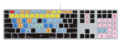 Editors Keys - Keyboard Skin Cubase Wired UK