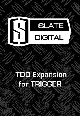 Slate Digital - Trigger Exp Terry Date Drums