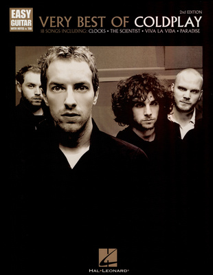 Hal Leonard - Very Best Of Coldplay