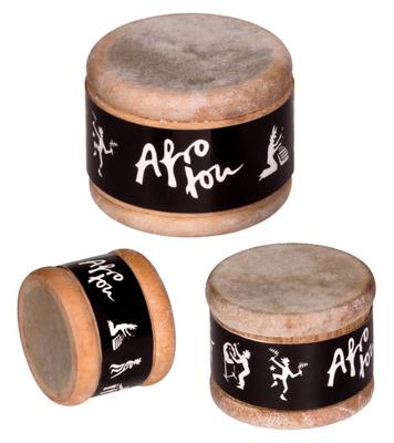 Afroton - Talking Shaker Set