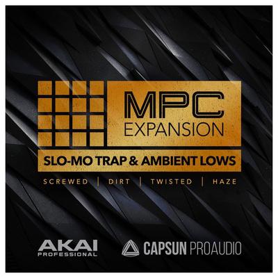 AKAI Professional - Slo-Mo Trap & Ambient Lows