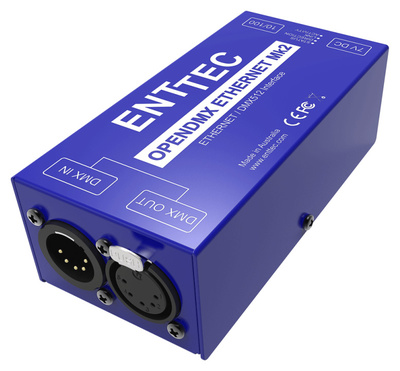 Enttec - ODE Mk2 with POE