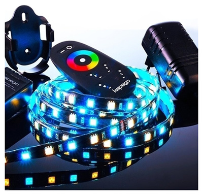 KapegoLED - LED Mixit Set RF 2.5m RGB+WW