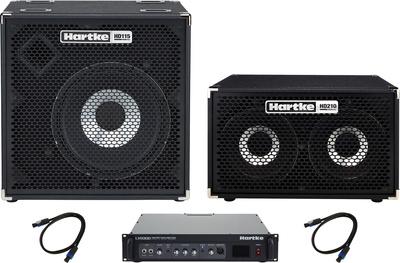 Hartke - LH-1000 Bundle 1