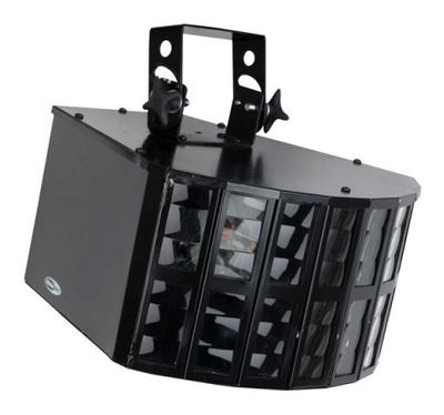 Showtec - Double3 Derby LED Q6