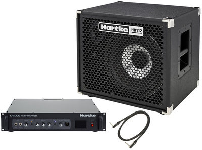 Hartke - LH-1000 Bundle 2