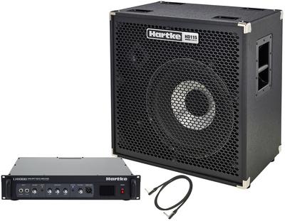Hartke - LH-1000 Bundle 4