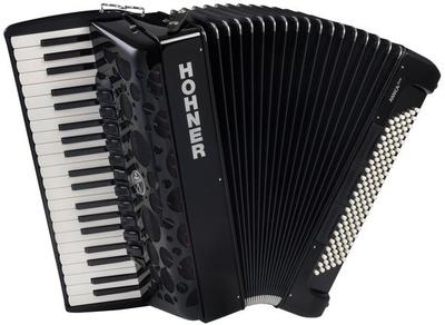Hohner - Amica Forte IV 120 BK silent