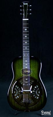 Beard Guitars - Belle Beard E-Ody SN w/PU EMB